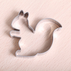 Cookie cutter - Squirrel
