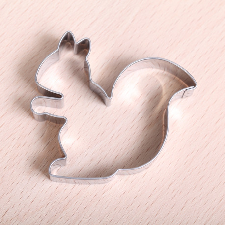 Koekjes uitsteekvormpje -  Eekhoorn