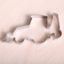 Koekjes uitsteekvormpje -  Bulldozer
