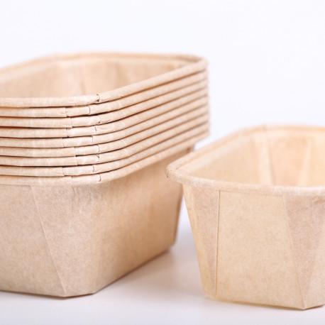 Loaf mold Raffinato naturel MINI