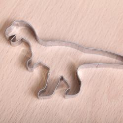 Koekjes uitsteekvormpje T-rex