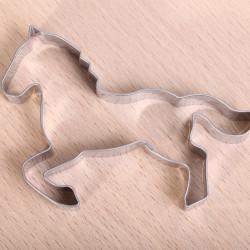 Koekjes uitsteekvormpje -  Paard in galop