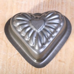 Baking mold Heart