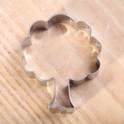 Cookie cutter - Tree