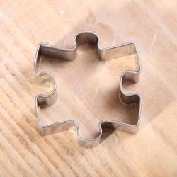 Koekjes uitsteekvormpje -  Puzzelstukje