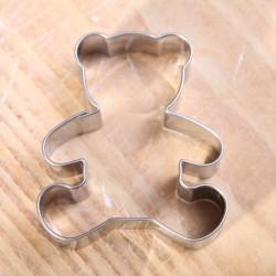 Koekjes uitsteekvormpje -  Teddybeer