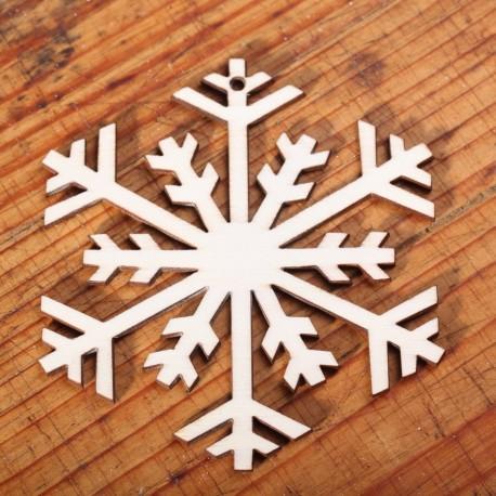Decorative stencil Snowflake