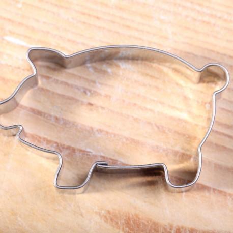 Cookie cutter - Pig