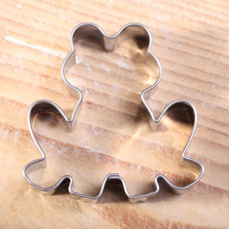 Cookie cutter - Frog