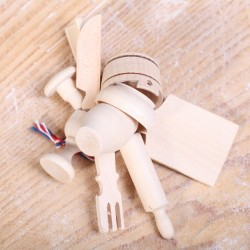 Miniature baking tools