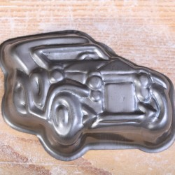 Baking mold Car