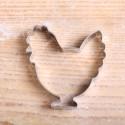 Koekjes uitsteekvormpjes -  Hen