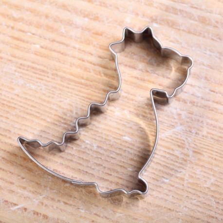 Koekjes uitsteekvormpje -  Draakje
