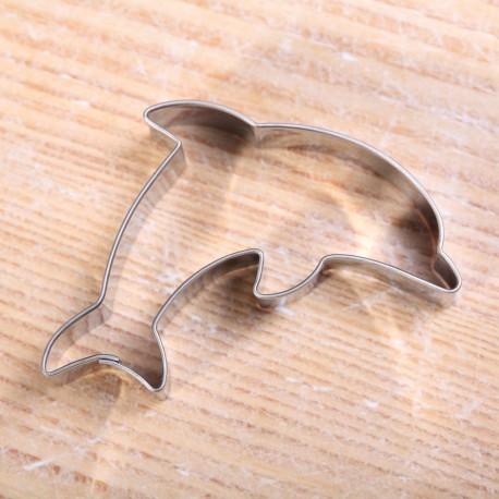 Koekjes uitsteekvormpje -  Dolfijn
