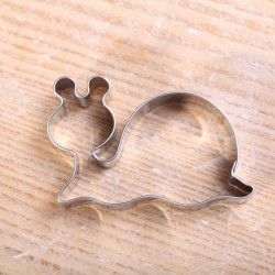 Cookie cutter - Snail