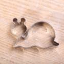 Cookie cutter - Snail