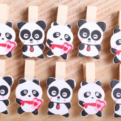 Panda Knijpertjes