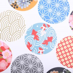 Japanse decoratie stickers