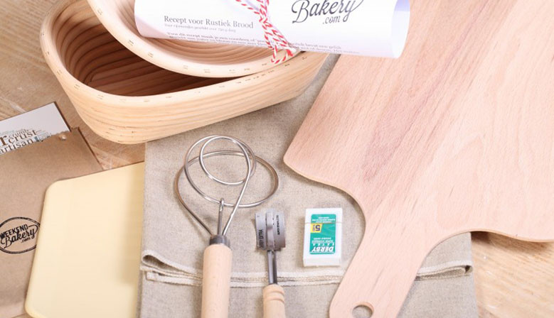 Ambitious Bread Baker Kit Cane