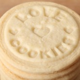 We love cookies and now we also have the cookie stamp to show it. (also see our WKB Webshop)