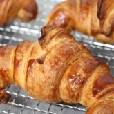 We got a lot closer to the perfect croissant.