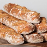 We also perfected our \'easy\' French baguette recipe.