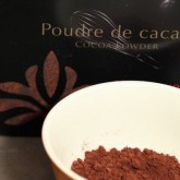 Cocoa powder from Valrhona is the best