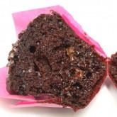 Recipe for double chocolate mini muffins