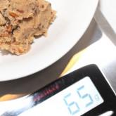 Chocolate chip cookies - Maak bolletjes van gelijke grootte