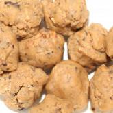 Chocolate chip cookies - Dit recept levert 10 cookies op van elk ongeveer 65 gram