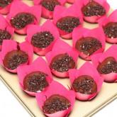 Weekend Bakery: Super chocolate mini muffins