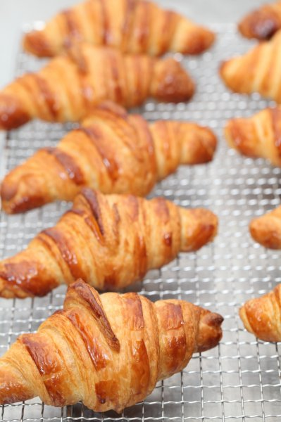 You Should Also Be Able To See The Layers Of Dough When Looking At Your Croissants From Side