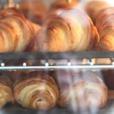 Baking Croissants