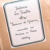 Italian organic \'Farina di Grano, stoneground
