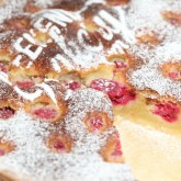 Frangipane Raspberry Tart