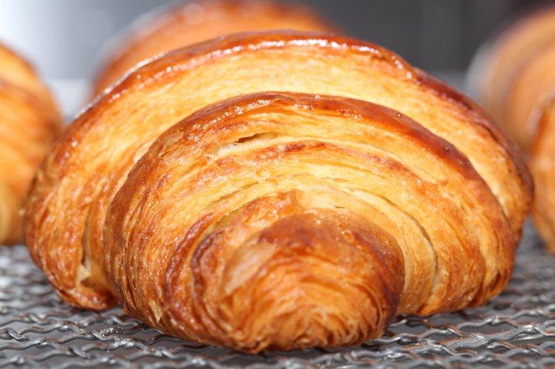 Hy Croissant Baking