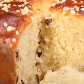 The Weekend Bakery panettone project