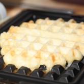 Baking Belgian Waffles - Gaufre de Liège