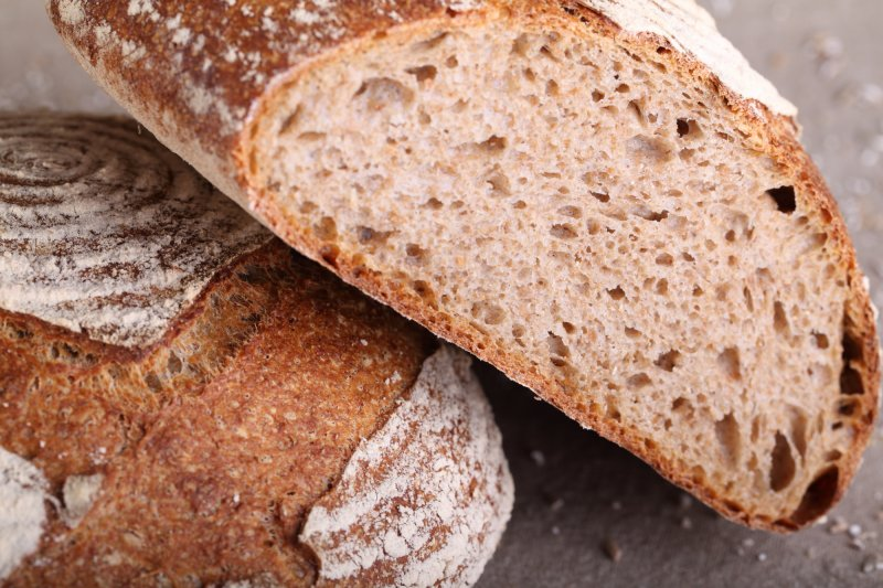 Our Favorite Whole Wheat Levain Loaf Weekend Bakery