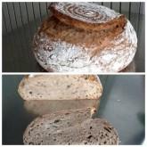 Michiel Eldering - Variant op Tarwe volkoren recept van Weekendbakery