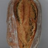Patrick Derks - Pain rustique, super qua smaak en lekker krokant!