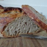 Steven van Leemputten - My 2th Sourdough bread