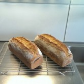 Annemieke - Our daily bread - based on the Pain Rustique