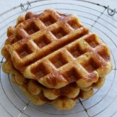 Mia - The waffle project - Luikse wafels