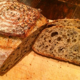 Lili - My version of the Tartine style sourdough with seeds