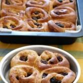 Mia - Cinnamon buns
