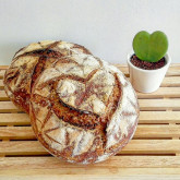 Myriam - A heart for sourdoughbread 01