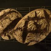 Alistair - Weekend bakery 70% rye and raisins