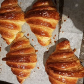 Jabber al Mazroui - croissants - Nailed it from first attempt.