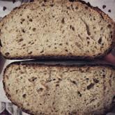 Stefano Ferro Spelt sourdough bread: Crumb